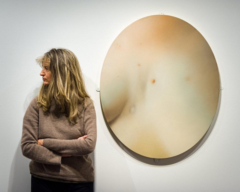 Portraits - Gwen Hardie, Painter