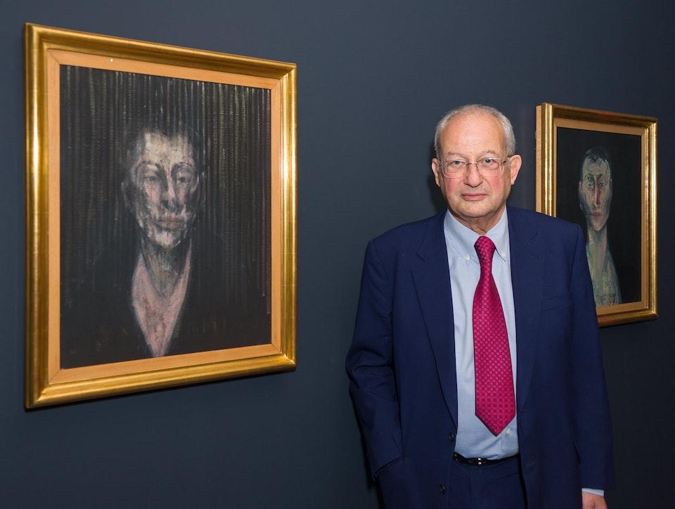 Portraits - David Sainsbury, Baron Sainsbury of Turville