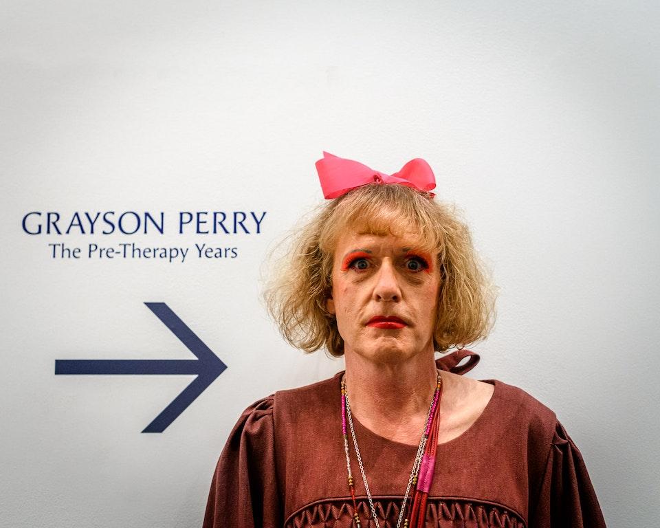 Portraits - Grayson Perry