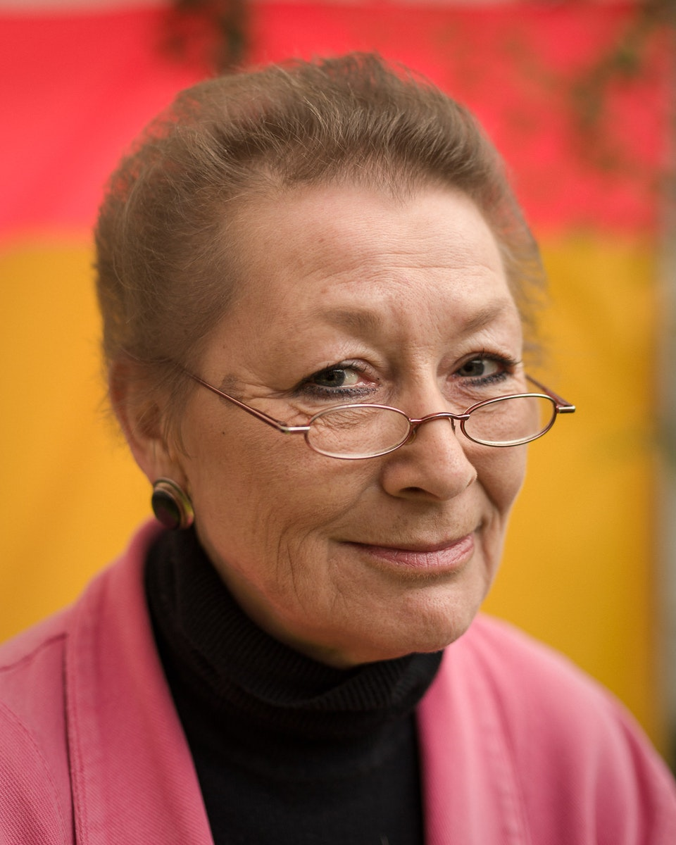 Portraits - Caroline Richardson, Director of the Playhouse Theatre
