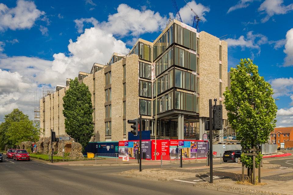 Benedicts Gate development 2019 - 2020