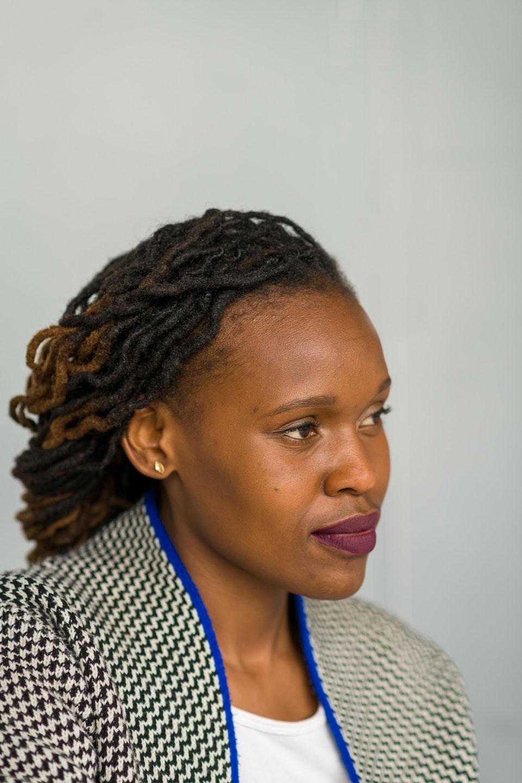 Portraits - Sethembile Msezane, Artist