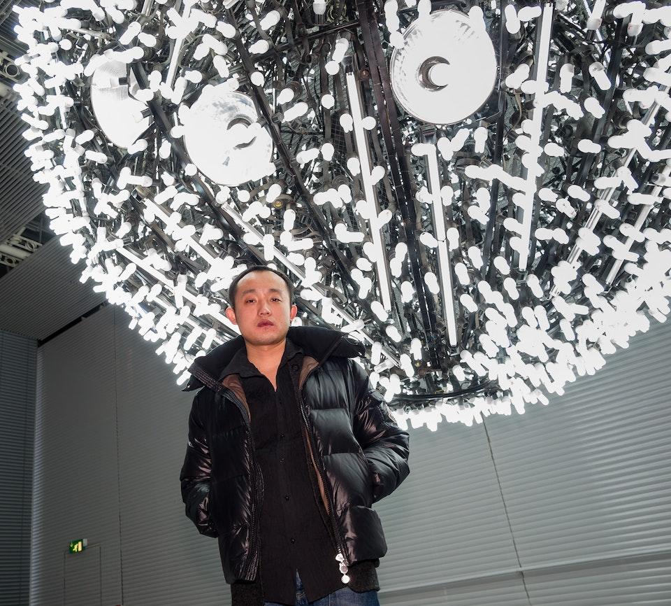 Portraits - Wang Yujang, Artist