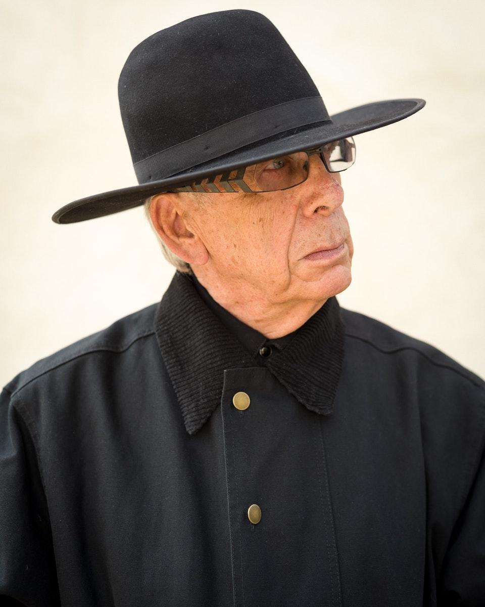 Portraits - Albert Cooper, R&B Musician