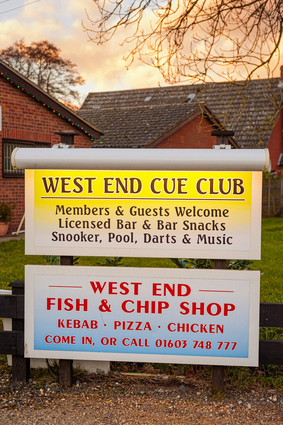2015 - West End, Costessey