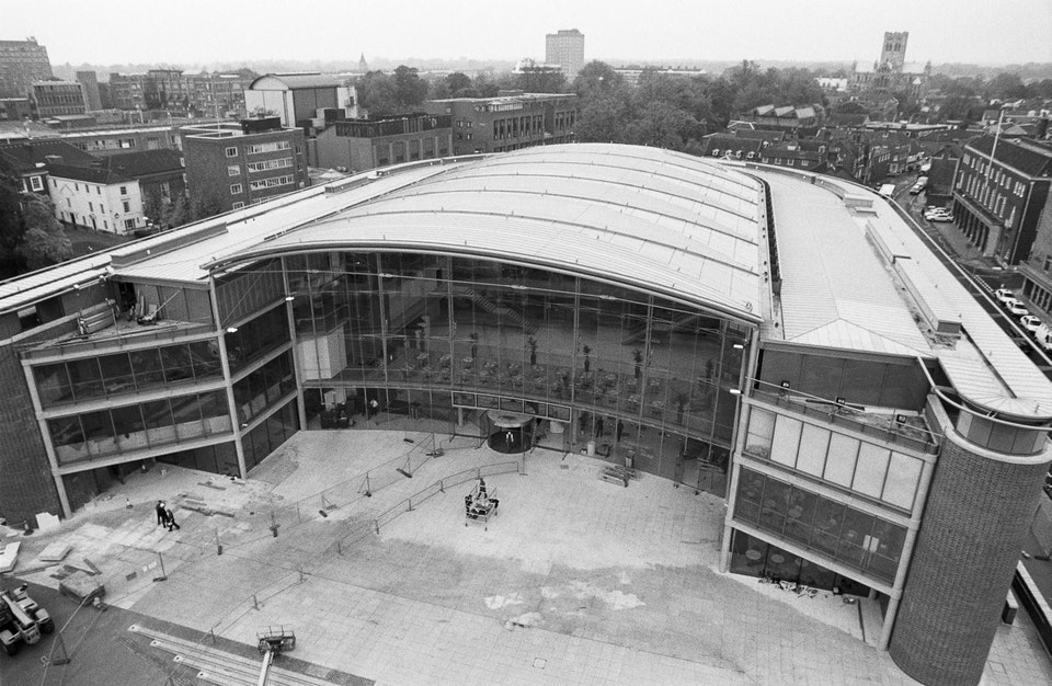 The Forum Project - 18/10/2001