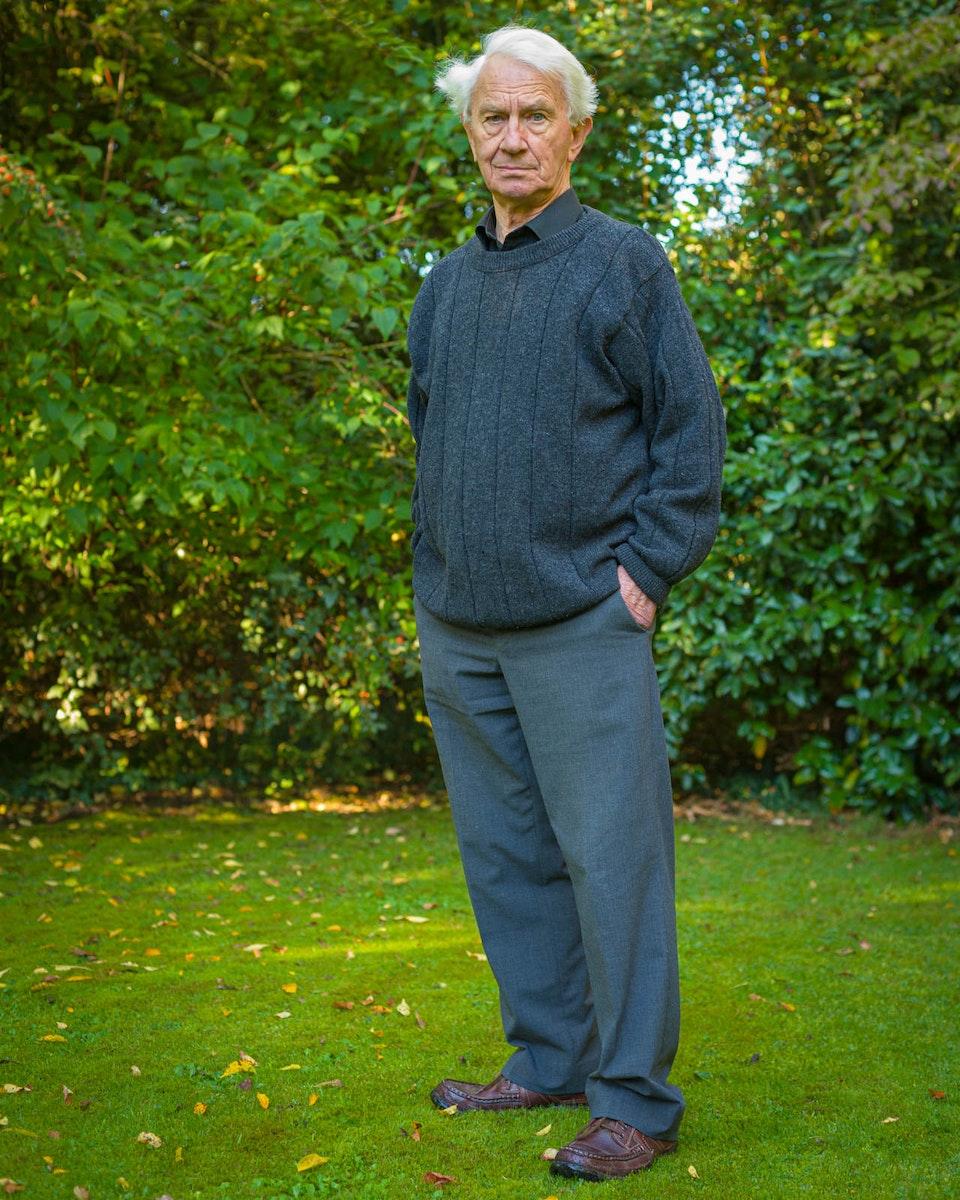 Portraits - Anthony Thwaite, Poet & Writer,1930 - 2021