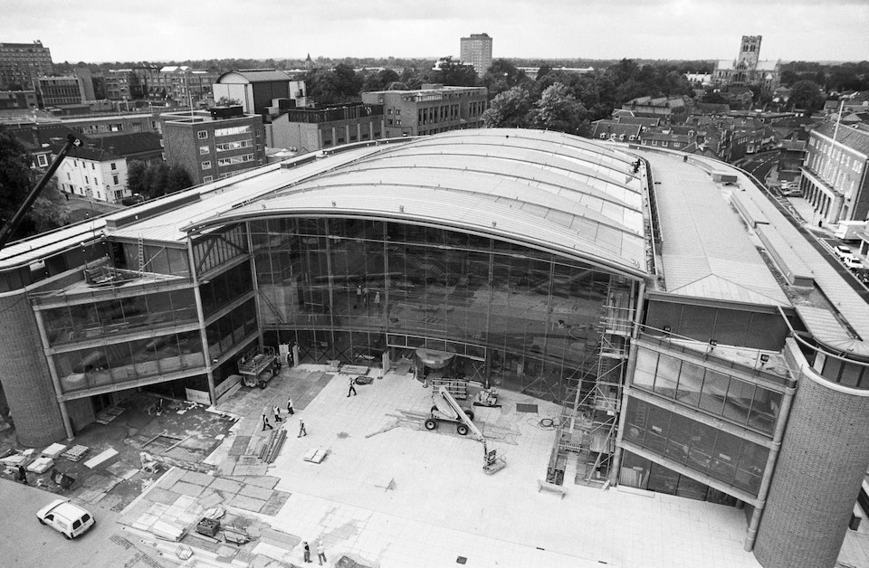 The Forum Project - 29/9/2001