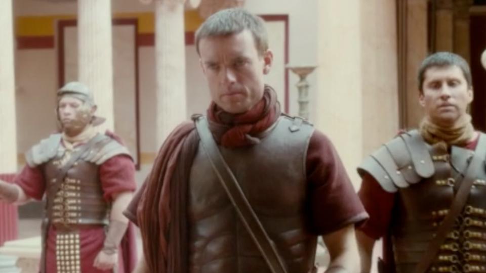 Stills - As Pontius Pilates right hand man (Butler?)