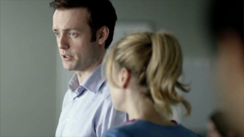 Stills - As Doctor Chris Bellingham