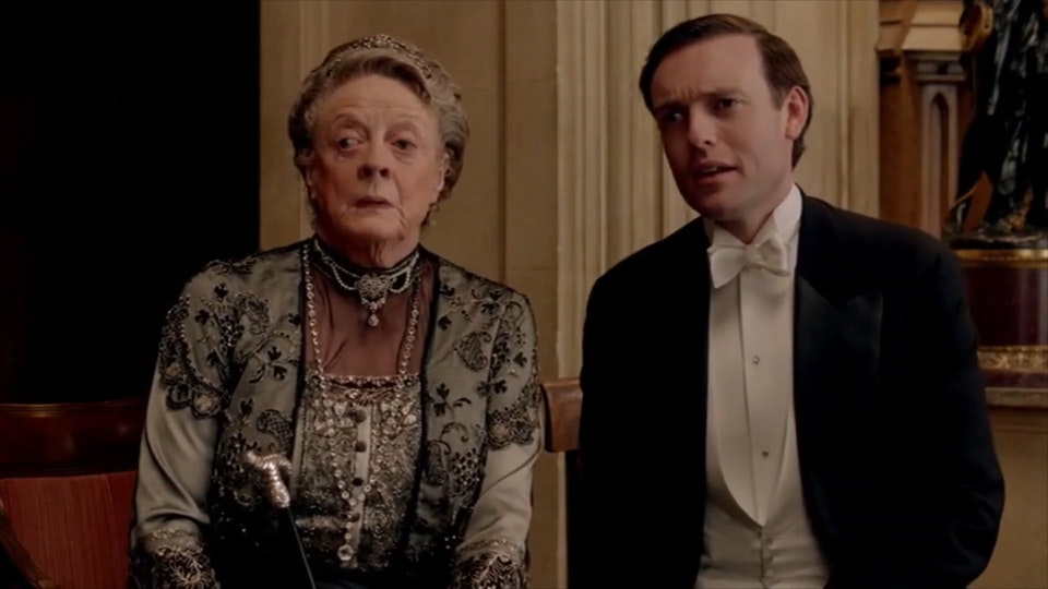 Downton Abbey - Short Discussion On Jazz (ITV/PBS)