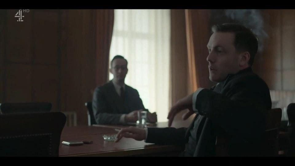 Traitors (Channel 4/Netflix)