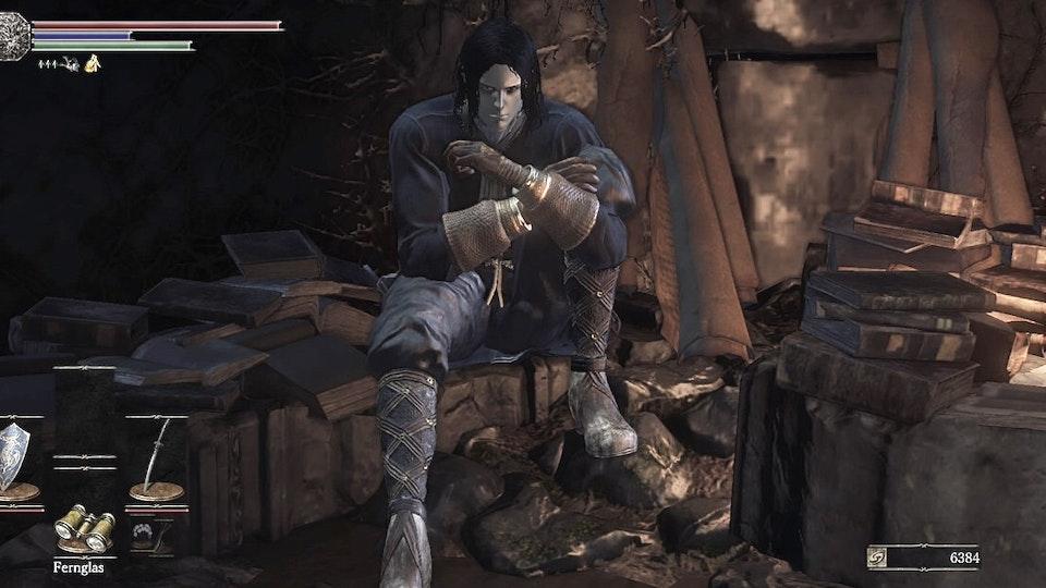 Stills - As Orbeck of Vinheim in Dark Souls 3