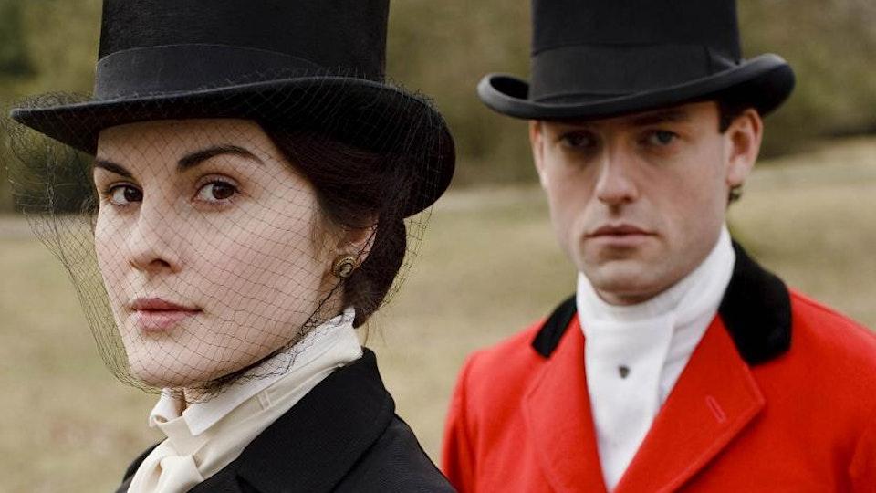Stills - Evelyn Napier & Lady Mary