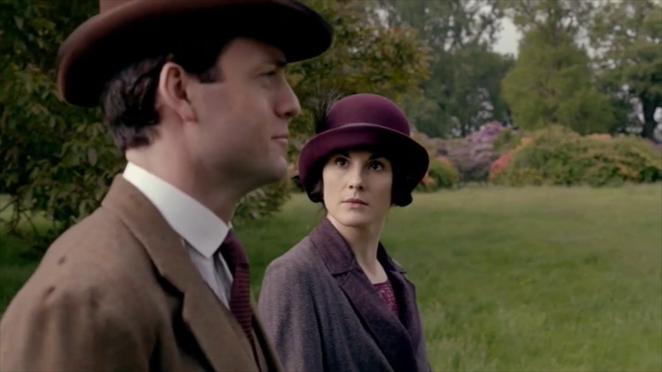 Downton Abbey - Evelyn Makes His Feelings Known (ITV/PBS)