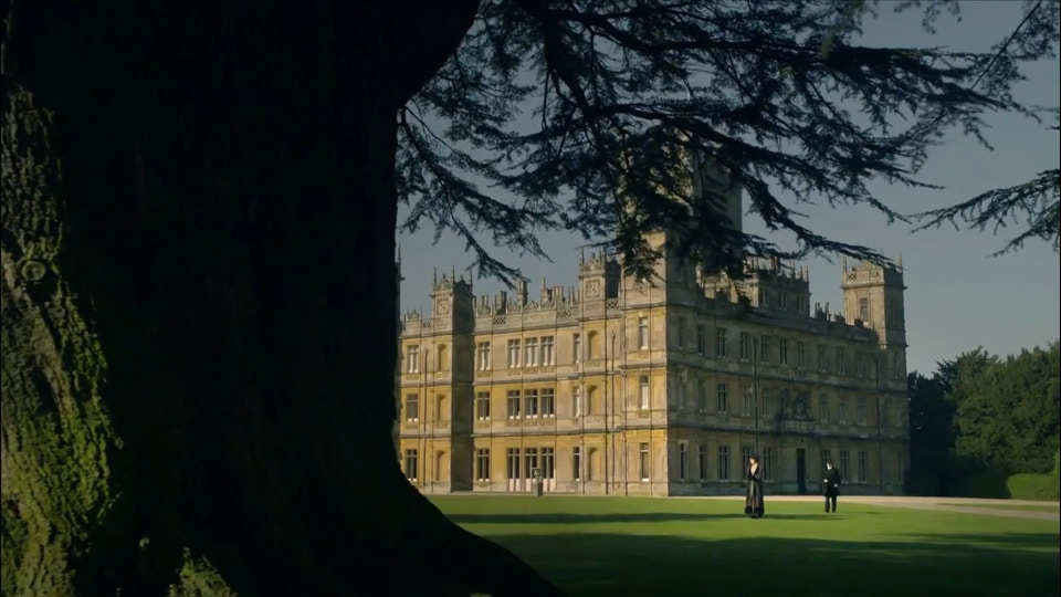 Downton Abbey - Evelyn & Cora (ITV/PBS)