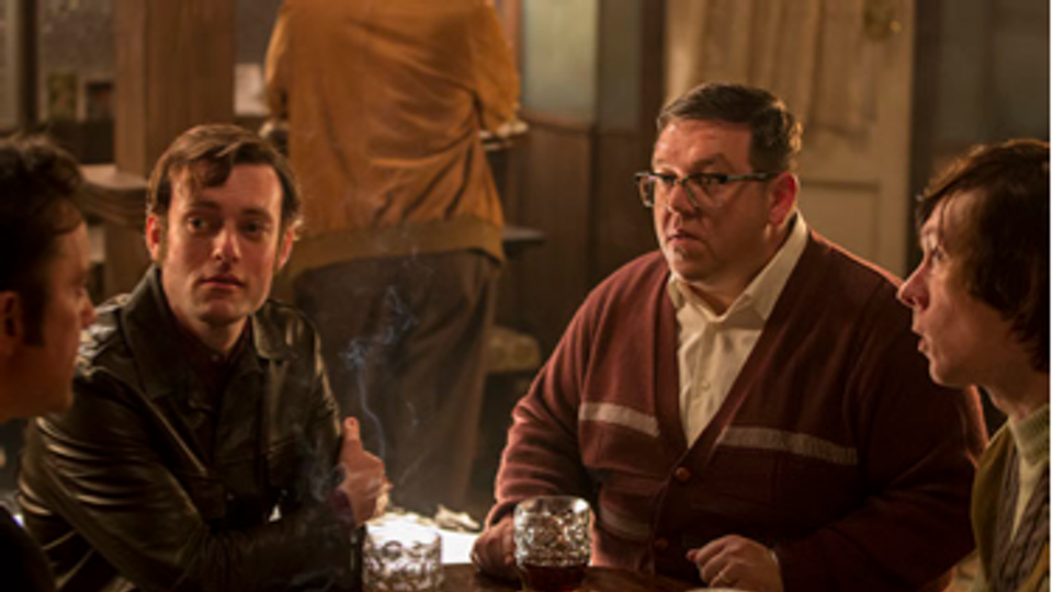 Stills - With Nick Frost