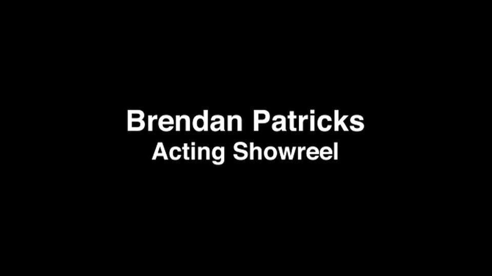 Brendan Patricks Acting Showreel 2021 - New showreel for 2021 featuring scenes from Breeders (Sky/FX), Gentleman Jack (BBC/HBO) & Fearless (ITV).