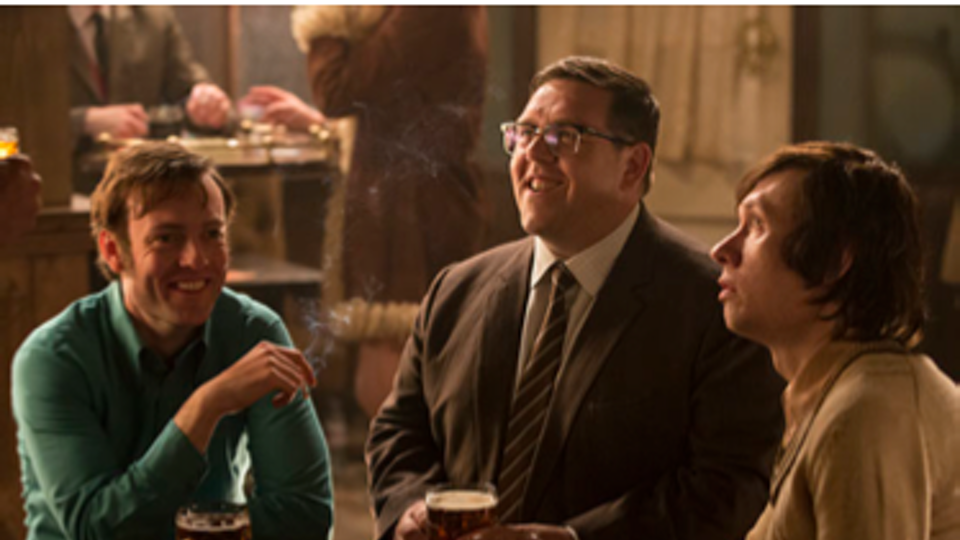 Stills - With Nick Frost & Lawry Lewin