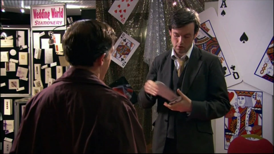The Magician in Gavin & Stacey (BBC)