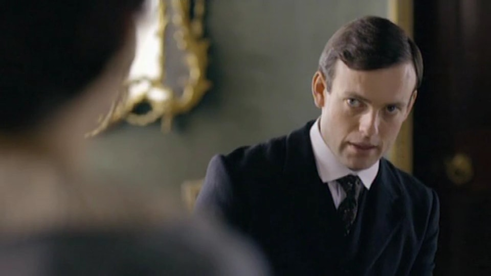 Downton Abbey - Evelyn Reveals The Truth (ITV/PBS)