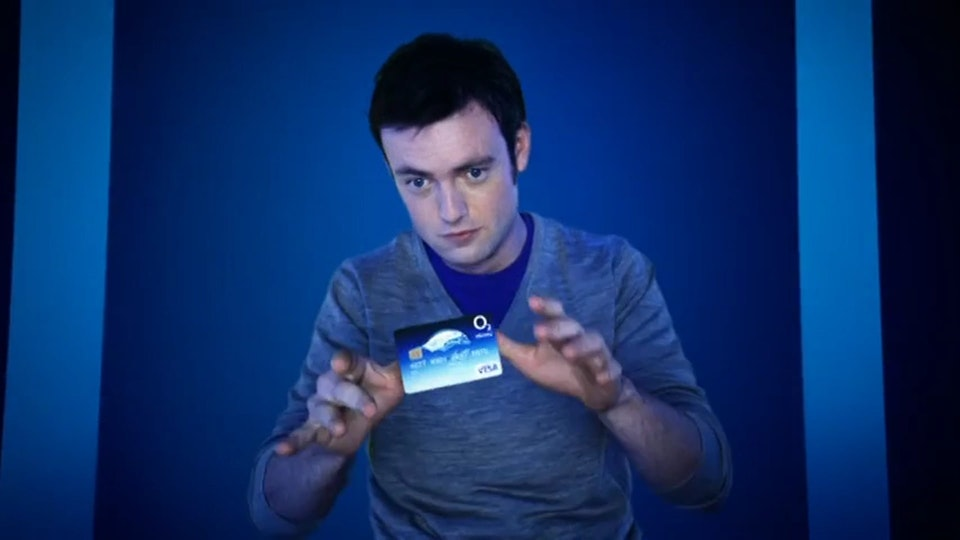 O2's Magic Commercial