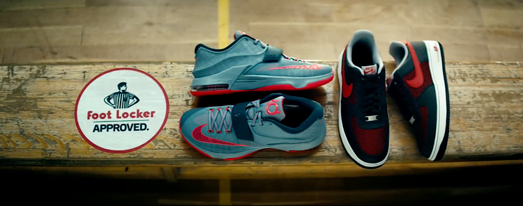 Nike    'The Baddest'