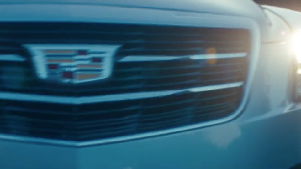 Cadillac  'Breaking the Mold'