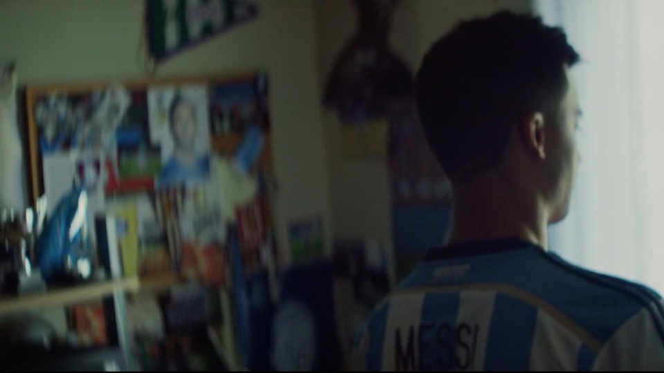Adidas   'Messi'