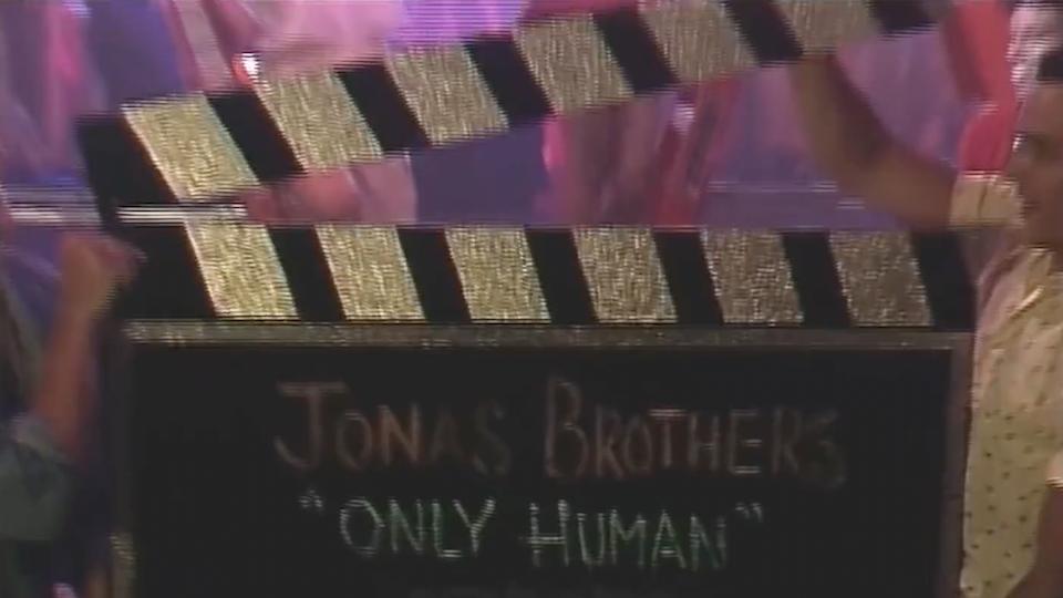 Jonas Brothers    'Only Human'