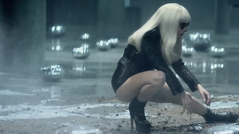 """O2  """"Lady Gaga"""""""