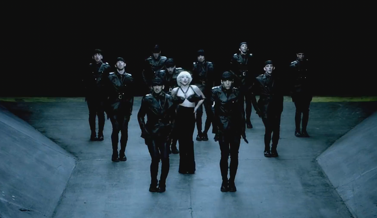 """Lady Gaga """"Alejandro"""""""