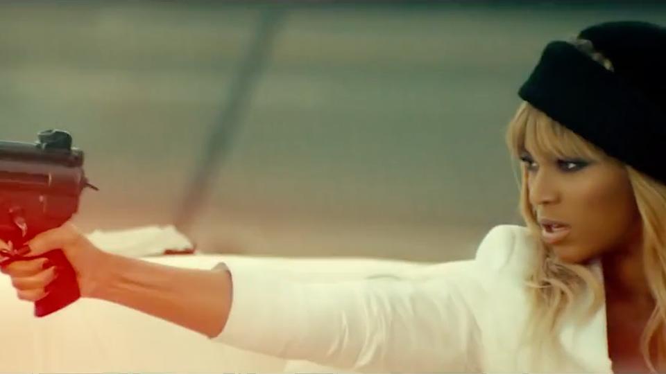 """Beyoncé    """"Run"""""""