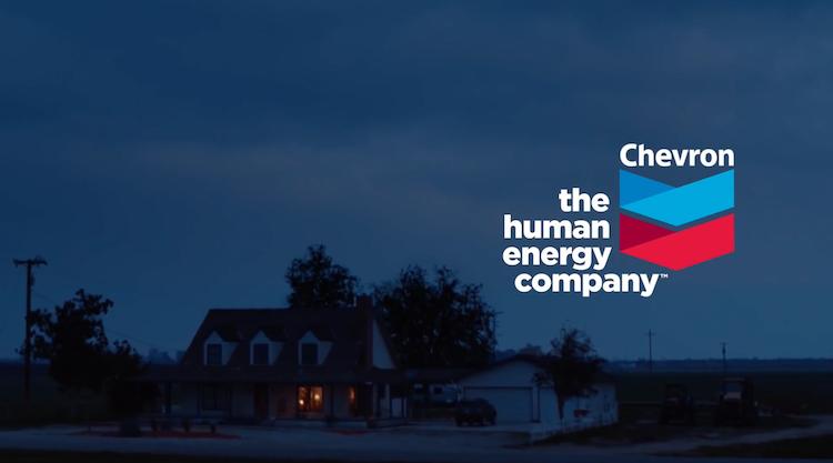 """Chevron """"Nightlight"""""""