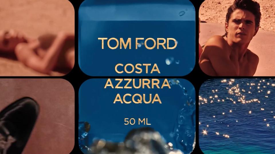"TOM FORD ""COSTA AZZURRA ACQUA"""