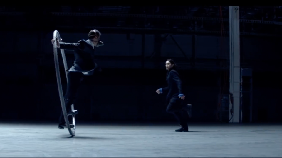 """Thirty Seconds To Mars """"Up In The Air"""""""