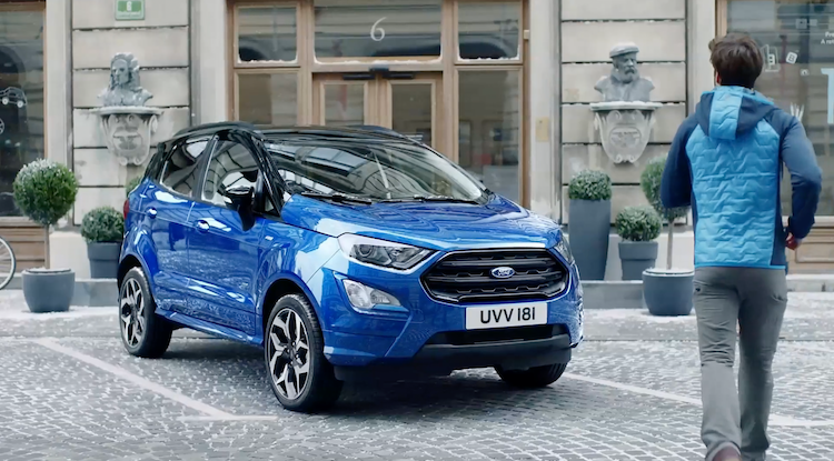 """Ford Ecosport """"Cool Day"""""""
