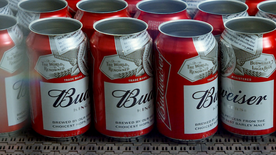 Budweiser   'United We Stand'