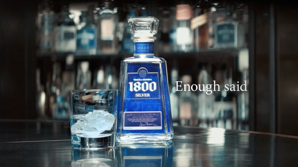 """1800 Tequila  """"Them Boots"""""""