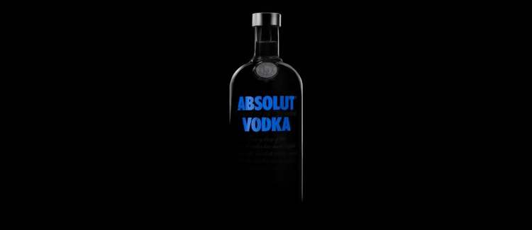 """Absolut """"Welcome to Life"""""""