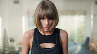 Apple  'Taylor vs. the Treadmill'