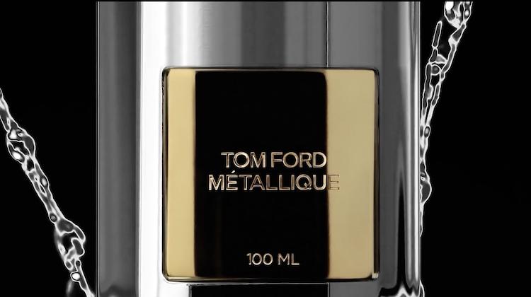 "Tom Ford ""MÉTALLIQUE"""