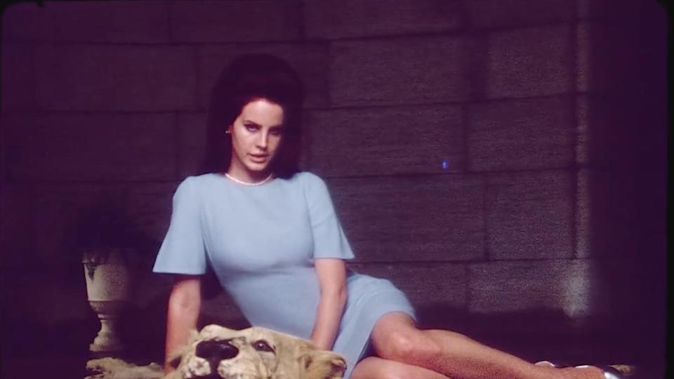 Lana Del Rey   'National Anthem'