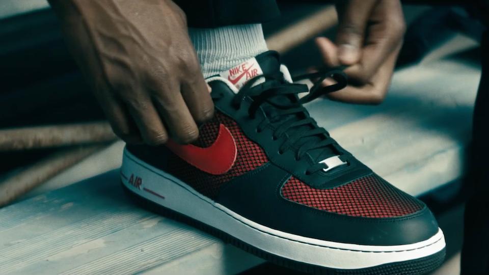 Nike     'Be The Baddest'