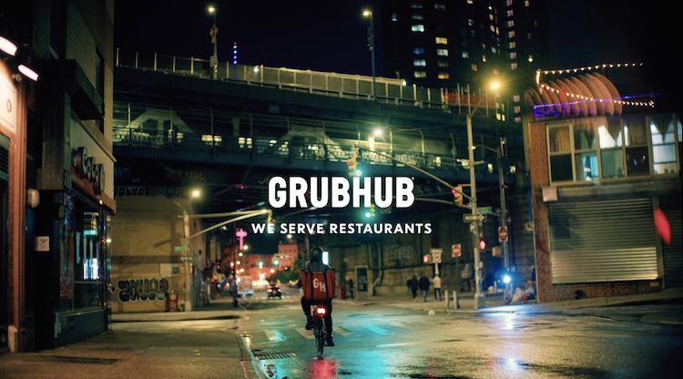 Grubhub  'Anthem'