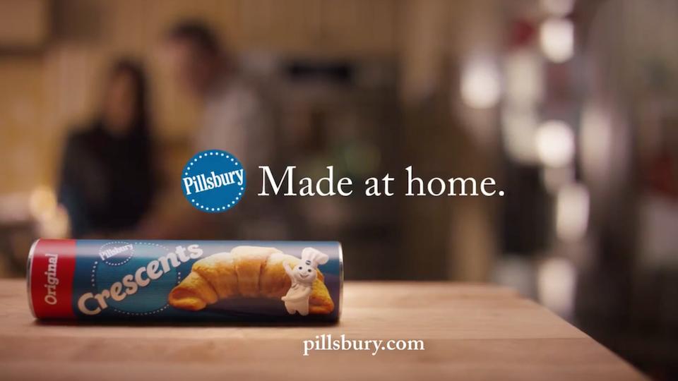 "Pillsbury ""Grateful"""