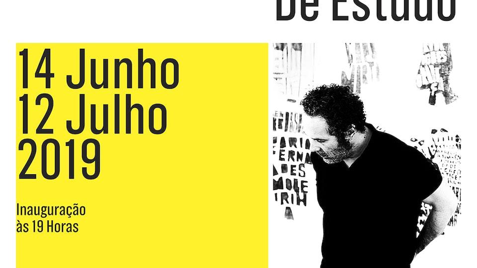 """Oliveira Marco """"70 Desenhos de Estudo"""" na CASA – MUSEU REGIONALDE OLIVEIRA DE AZEMÉIS"""