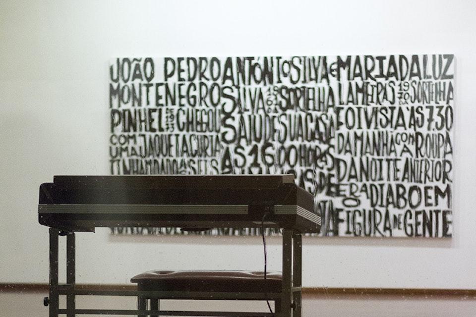 "Oliveira Marco "" A Festa"" na Biblioteca Municipal de Santa Maria da Feira"