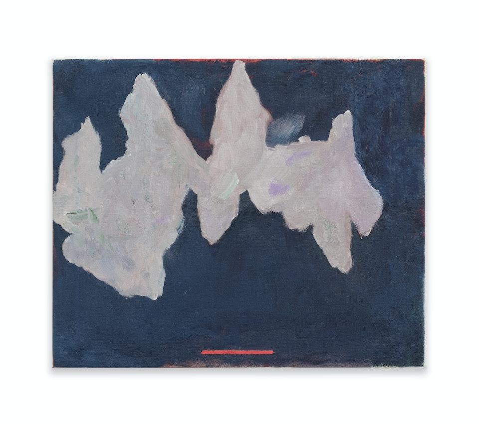 works II - Corpus II, 2021, 38x47 cm, oil paint on linen.