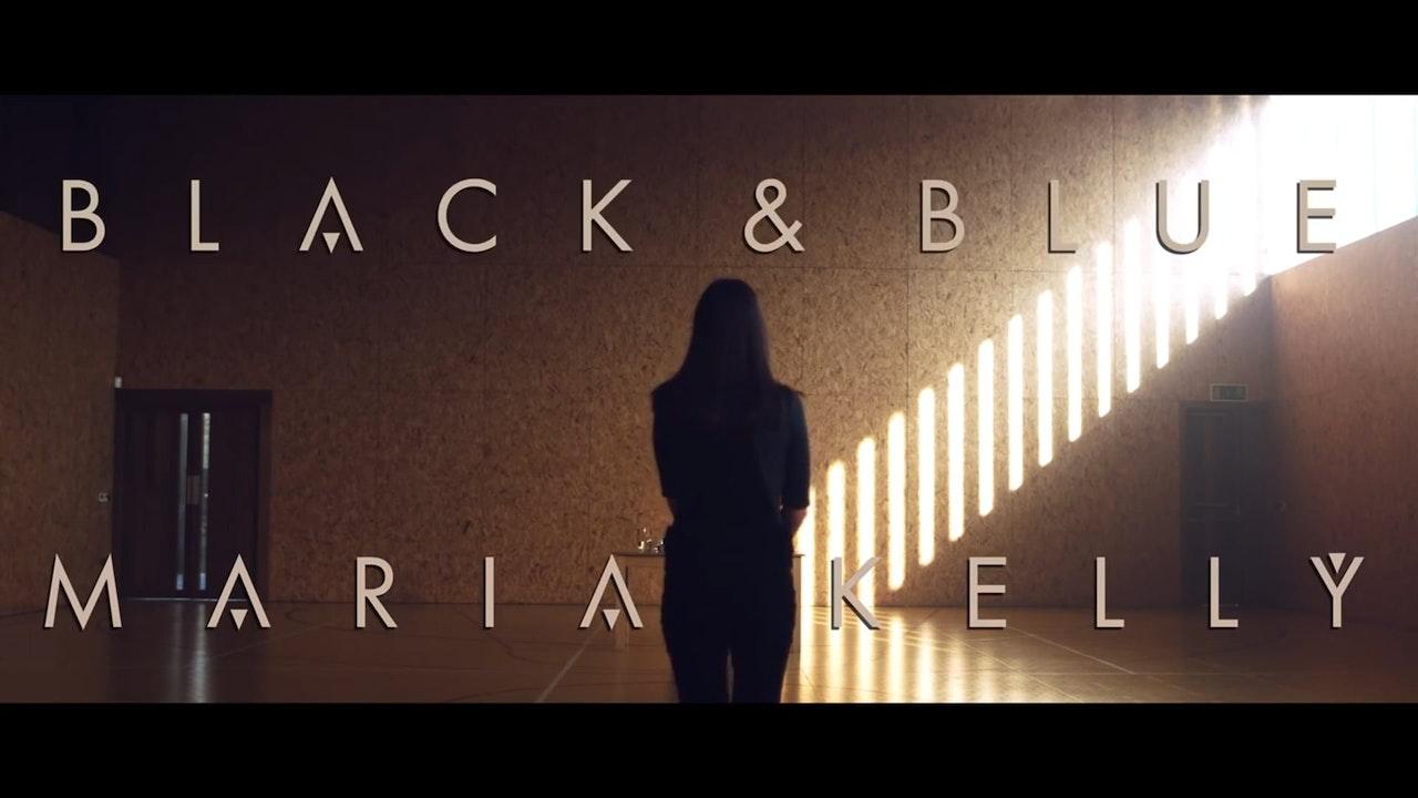 Maria Kelly - Black & Blue